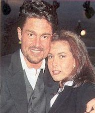 Fernando with Sabine Mousier